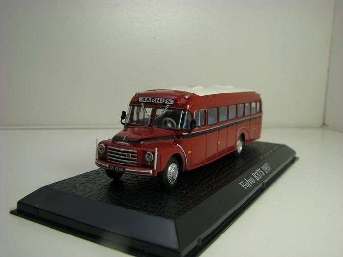 Autobus Volvo B375 1957 Bus Collection 1:72 Atlas Edition